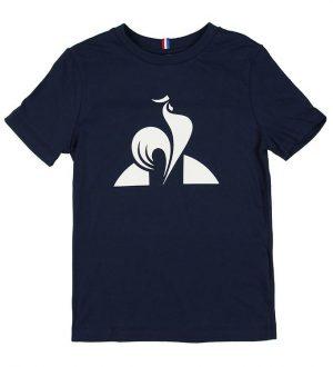 Le Coq Sportif T-shirt - Navy m. Logo