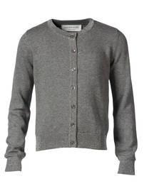 Rosemunde - cardigan - light grey melange