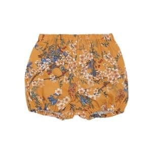 Christina Rohde Bloomers AW20 - Yellow Floral