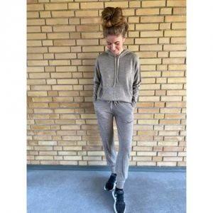 ONLY Strik Sweatshirt Laubree Camel - Tøjstørrelser: L