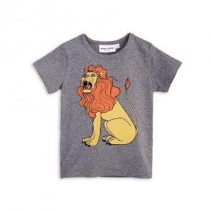 MINI RODINI Lion T-Shirt - Tøjstørrelser: 104