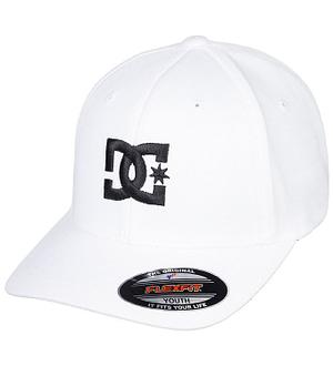 DC Kasket - Cap Star - Hvid