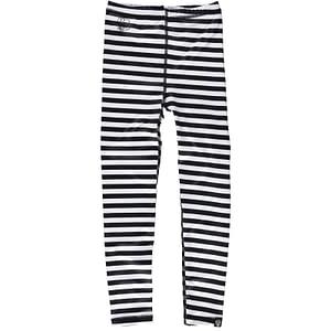 Beach & Bandits leggings sort-hvid UPF 50+