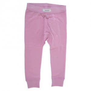 PAPFAR Uld Leggings Lyserød - Tøjstørrelser: 62