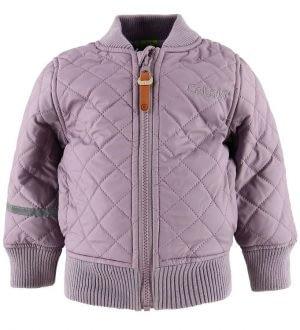 CeLaVi Termojakke m. Fleece - Coated - Lavendel