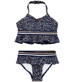 The New Bikini - UV50+ - Poliah - Navy m. Prikker