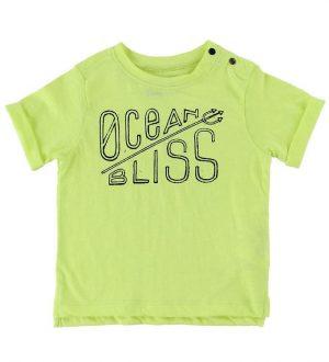 Tumble 'N Dry T-Shirt - Dalby - Neongul m. Trefork