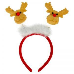 Hårbøjle, Jul, Rensdyr