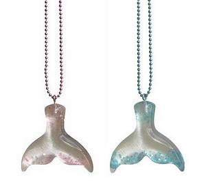 Pop Cutie mermaid tail halskæde