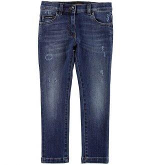 Dolce & Gabbana Jeans - Millennials - Mørkeblå