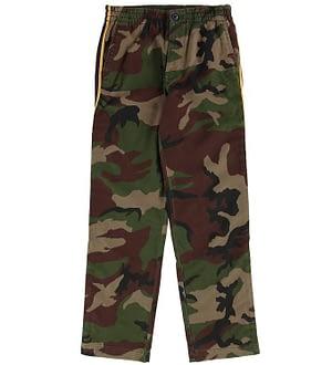 Polo Ralph Lauren Sweatpants - Armygrøn Camouflage