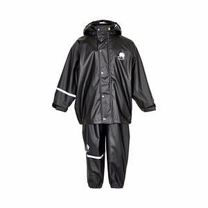CELAVI Regntøj Black Sort - Tøjstørrelser: 104