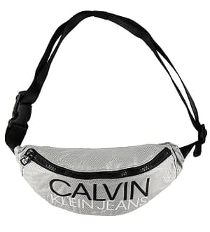 Calvin Klein Bæltetaske - Gråmeleret m. Logo