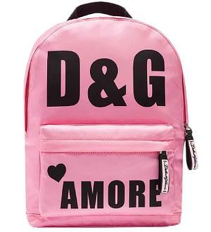 Dolce & Gabbana Rygsæk - Pink