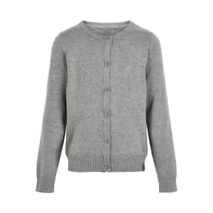 Creamie - Cardigan, Mijanne (4603) - Light Grey Melange