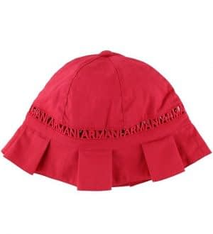 Armani Junior Sommerhat - Rød