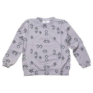 KNAST by KRUTTER - Inka Sweatshirt - Grey
