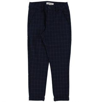 Hound Chinos - Fashion Chino Checks - Navy