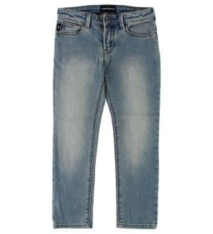 Emporio Armani Jeans - Lys Blå