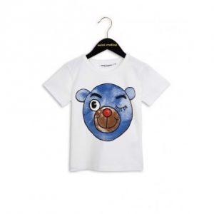 MINI RODINI T-Shirt Bjørn - Tøjstørrelser: 104
