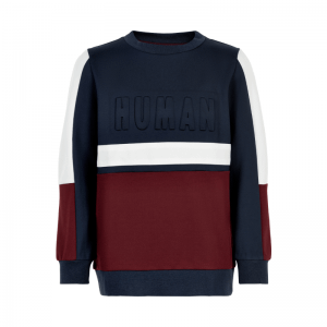 The New Romeo Sweatshirt L/S Navy Blazer