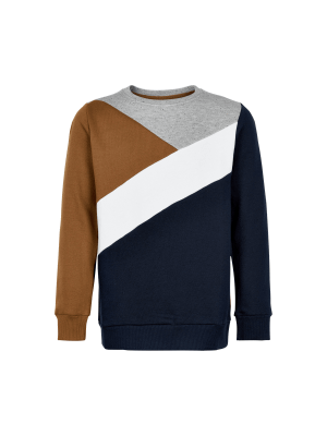 The New Ryder Sweatshirt L/S Navy Blazer