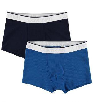Calvin Klein Boxershorts 2-pak - Blå/Navy