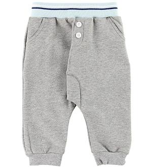 Fendi Kids Sweatpants - Gråmeleret