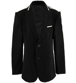 Hound Blazer - Sort m. Stribe