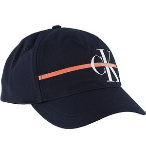 Calvin Klein Kasket - Monogram - Navy