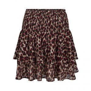Sofie Schnoor - Skirt, Koraline - Red Leo