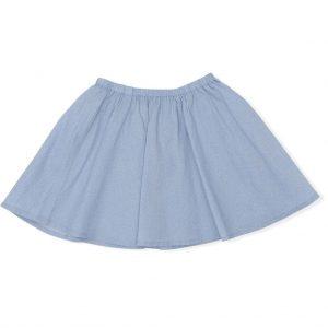 Konges Sløjd nederdel, Emily - Mini Dots / Dusty Blue
