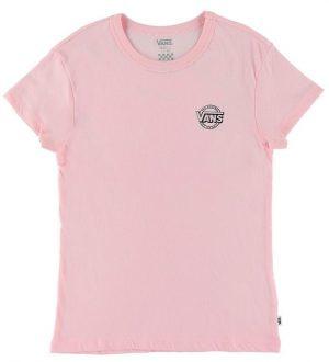 Vans T-shirt - Mic'D Up - Rosa
