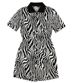 Hound Buksedragt - Zebra m. Krave