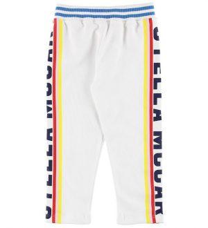 Stella McCartney Kids Sweatpants - Hvid