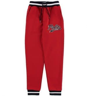 Polo Ralph Lauren Sweatpants - Rød