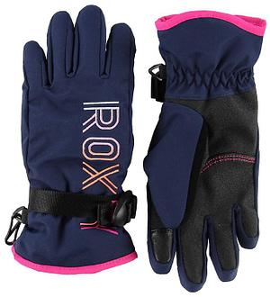 Roxy Handsker - Navy m. Logo