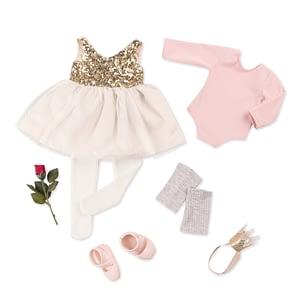 Our Generation dukketøj, ballerina