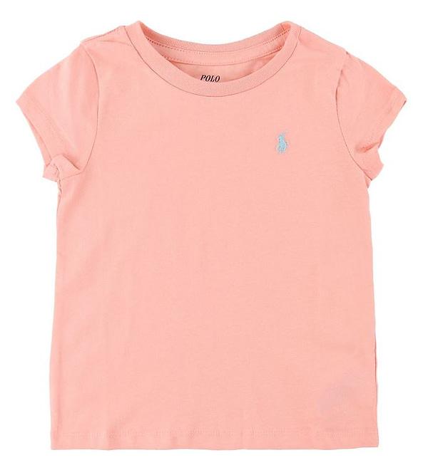 Polo Ralph Lauren T-shirt - Classics - Koral