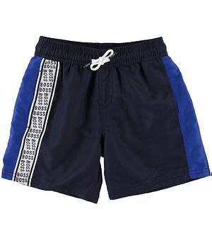 BOSS Badeshorts - Athleisure - Navy