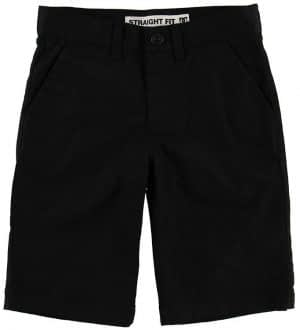 DC Shorts - Worker - Straight Fit - Sort