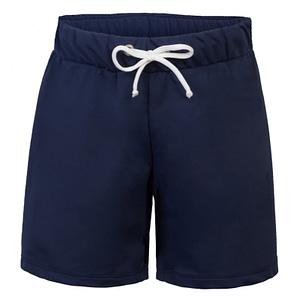Petit Crabe Alex korte UV shorts - blå