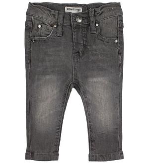 Small Rags Jeans - Grå Denim