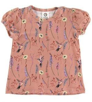 Müsli T-shirt - Hummingbird - Dream Blush