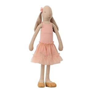 Maileg ballerina kanin, str 3 - rose