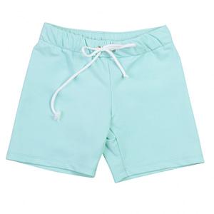 Petit Crabe Alex korte UV shorts - mint