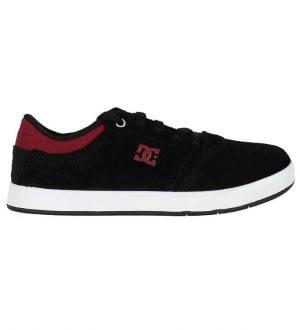 DC Shoes Sko - Crisis B - Sort m. Bordeaux