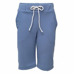 Petit Crabe Mads lange UV shorts - petrol