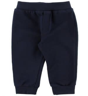Emporio Armani Sweatpants - Navy