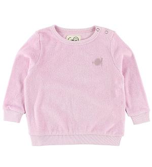 Gro Bluse - Frotté - Venus - Lys Pink